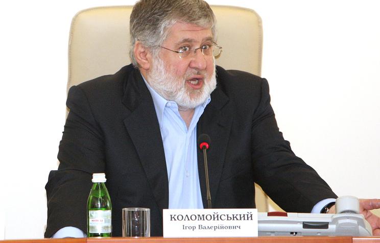 Коломойский закрывает информационный канал Ukraine Today