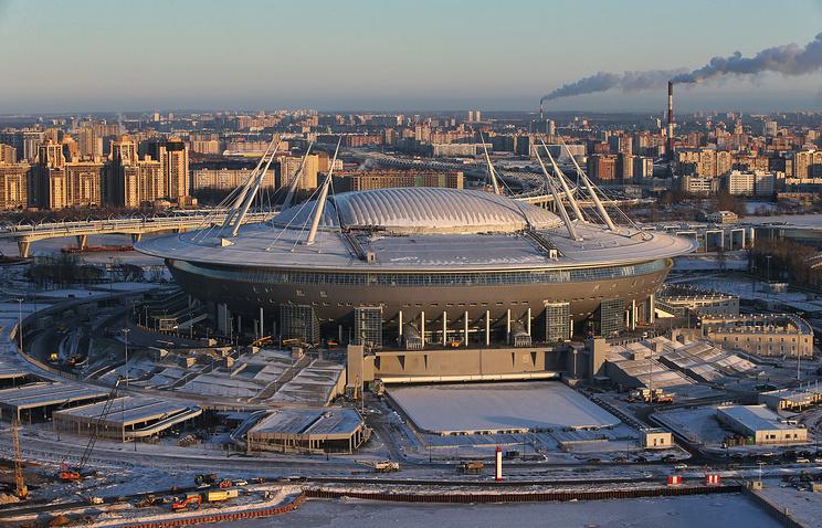 Нужно проверить 5 тыс. документов для приемки стадиона наКрестовском— Ростехнадзор