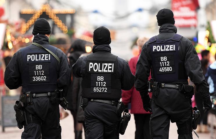 Арестован предполагаемый сообщник берлинского террориста