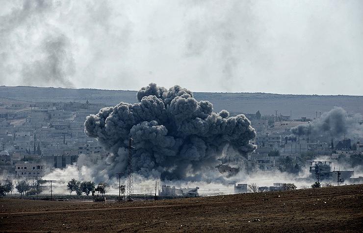 ВСирии ликвидирован один изглаварей ИГ, занимавшийся пропагандой