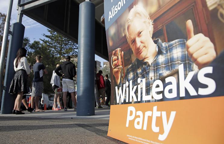 WikiLeaks: основой отчета США окибератаках стали телепрограммы изаписи в социальная сеть Twitter