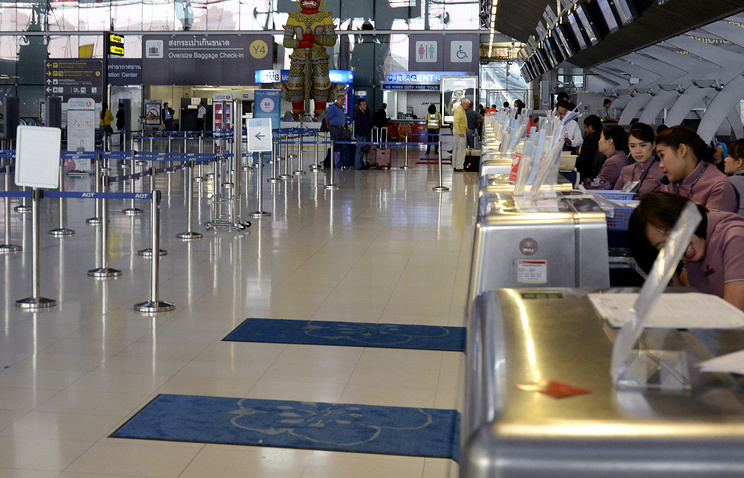 Проблема свылетом неменее 100 русских туристов изТаиланда решена