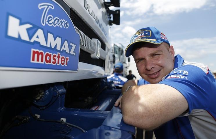 Николаев наКамАЗе одержал победу 11-й этап «Дакара»