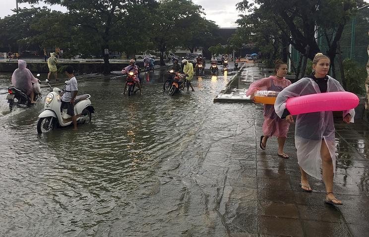 Наводнение вТаиланде: количество жертв ипострадавших растет