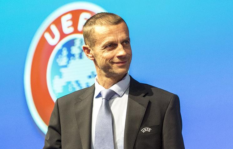 Руководитель УЕФА: Допинг-тесты невыявили сложностей в РФ