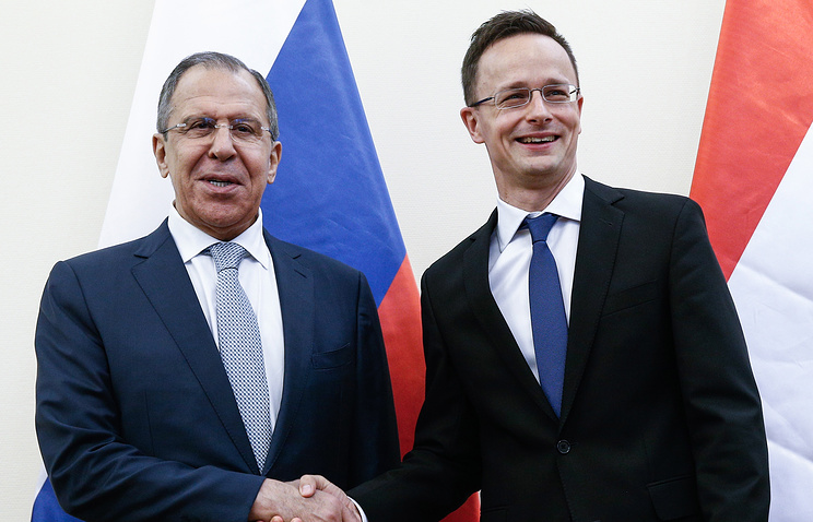 Руководитель  МИД Венгрии сказал  одате визита В.Путина  вБудапешт