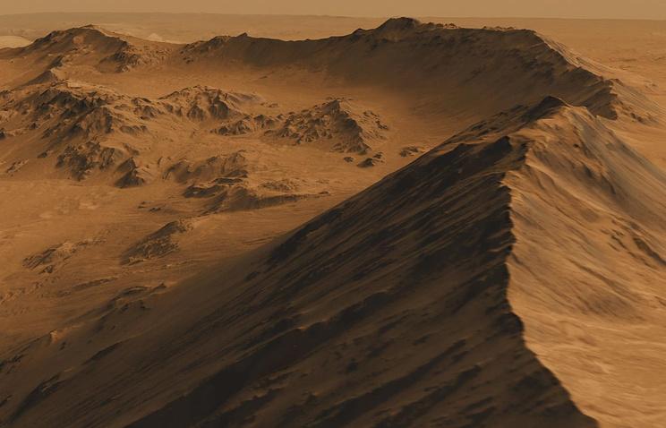 Русские ученые неготовы кстроительству базы наМарсе