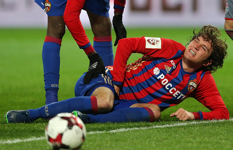 Марио Фернандес может перейти в«Милан»
