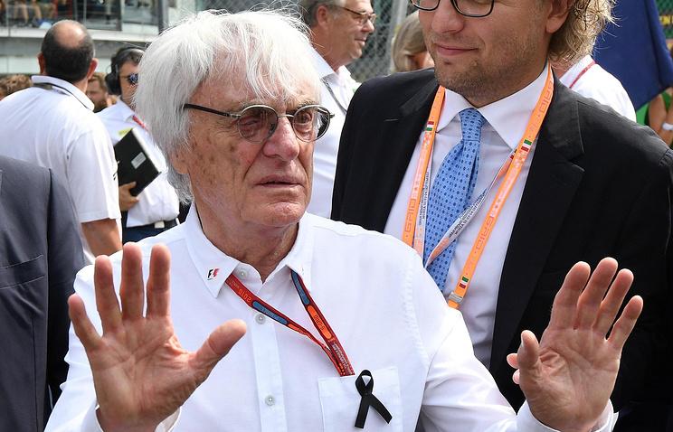 «Меня свергли». Экклстоун покинул пост руководителя «Формулы-1»