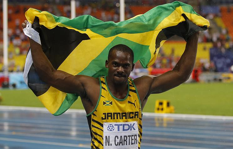 Знаменитого ямайского спринтера лишили золота ОИ-2008 задопинг коллеги