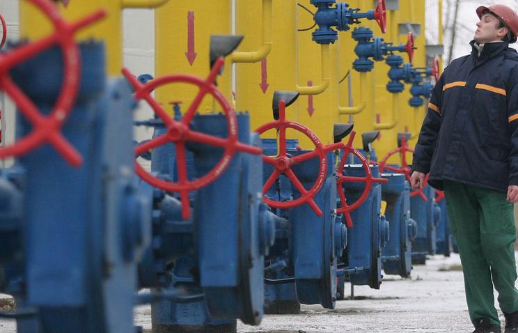 Морозы заставили государство Украину увеличить отбор газа на42%