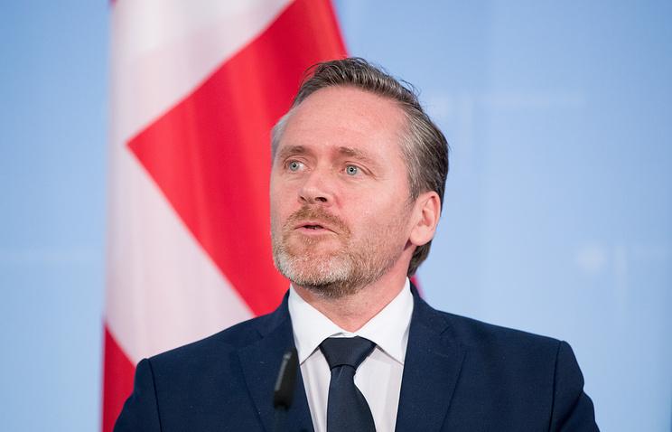 ВМИД Дании будет новая должность