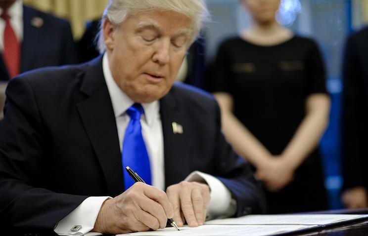 Трамп поручил Пентагону отыскать новых союзников поборьбе сИГ