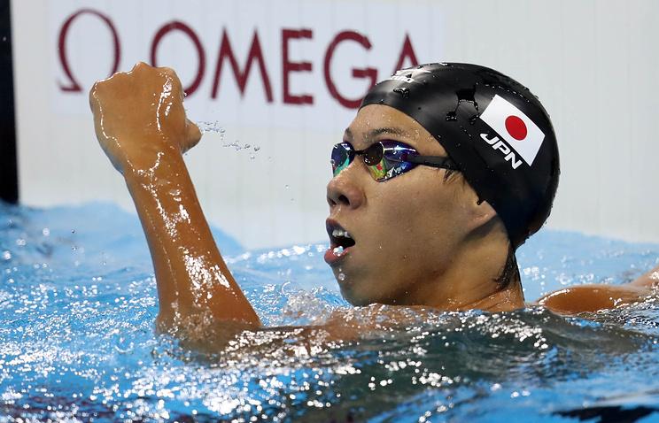 Японец Ватанабэ побил мировой рекорд надистанции 200 метров брассом
