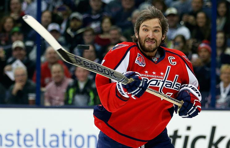Кузбассовец привёл свою команду кпобеде вМатче звёзд НХЛ