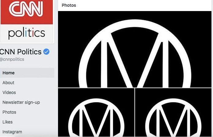 ВСША хакеры взломали аккаунты CNN всоцсети социальная сеть Facebook