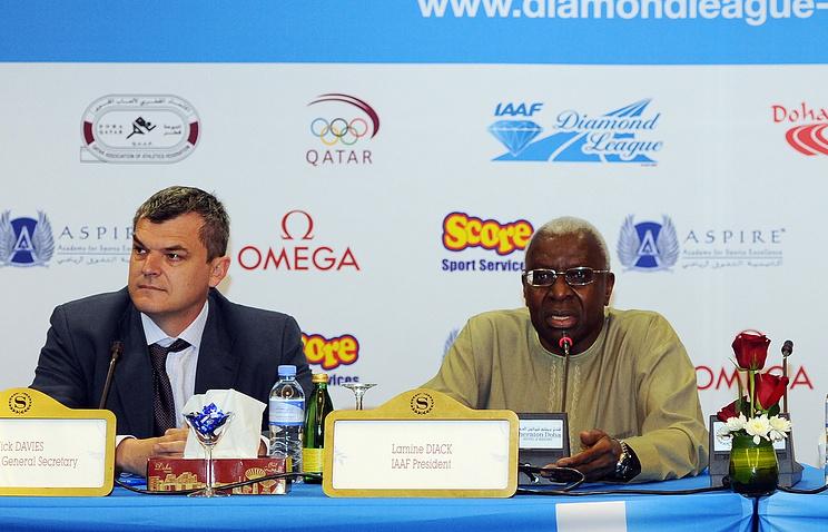 ИААФ отстранила экс-чиновника запомощь всокрытии положительных допинг-проб россиян