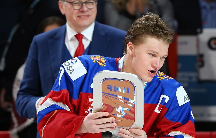 Сборная РФ объявила состав наШведские хоккейные игры