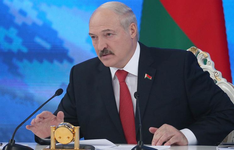 Лукашенко потребовал завести дело на руководителя Россельхознадзора