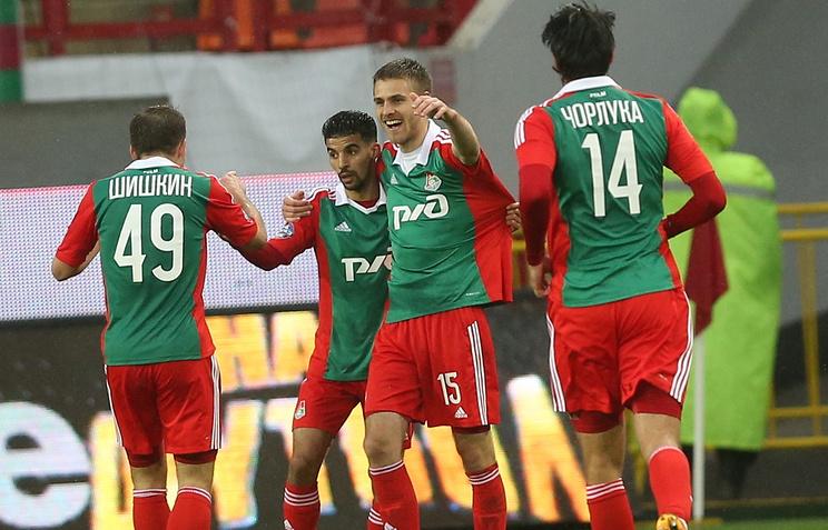 Логашов переходит из«Локомотива» в«Тосно»