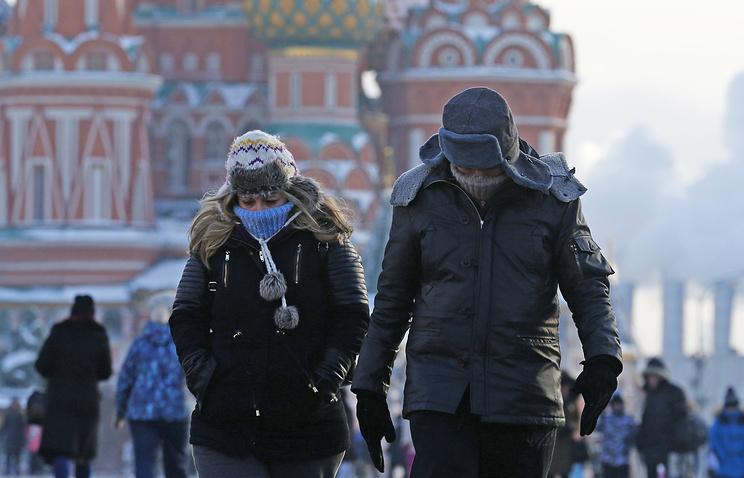 В столицеРФ потеплеет кконцу недели