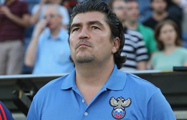 Николай Писарев стал новым тренером футбольного клуба «Олимпиец»