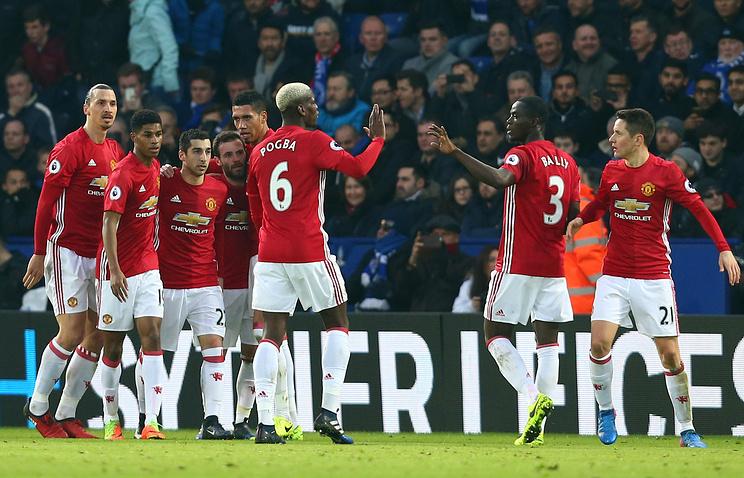 «Манчестер Юнайтед» стал первым клубом, набравшим 2 тысячи очков вАПЛ