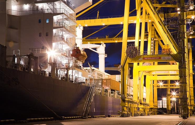 Контейнерооборот порта Гонконг составил неменее 1,7 млн TEU всередине зимы