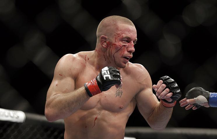 Прошлый чемпион UFC Жорж Сен-Пьер подписал новый договор сорганизацией