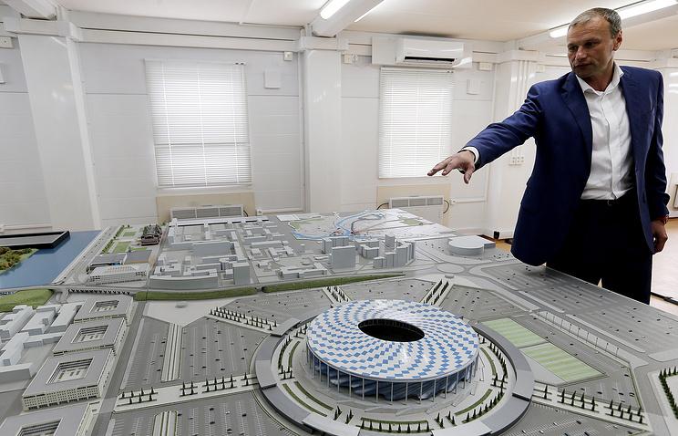 Благодаря футболу нижегородский метрополитен получит неменее 2 млрд руб.