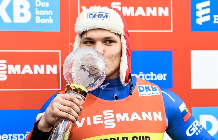 Житель россии Репилов одержал победу Кубок мира посанному спорту