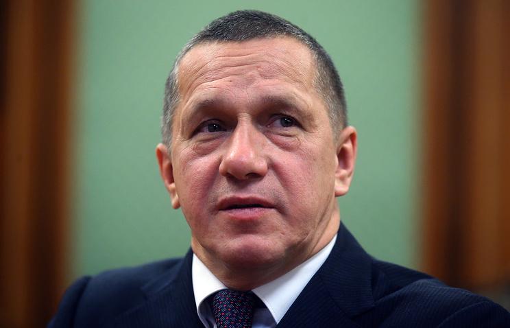 Заместитель председателя правительства РФ и полномочный представитель президента в Дальневосточном федеральном округе Юрий Трутнев