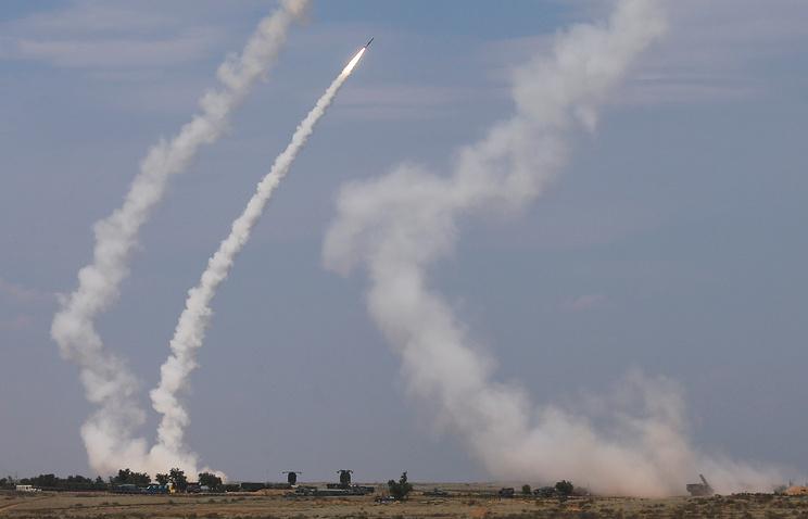 ВИране благополучно испытали ЗРК С-300