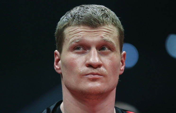 Александр Поветкин исключён изрейтингов IBF наодин год