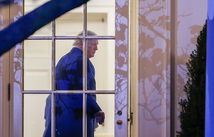 Белый дом опроверг информацию овстрече Трампа сКисляком