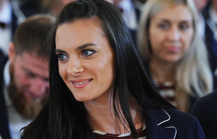 Рязанский: Исинбаева вновь избрана председателем наблюдательного совета РУСАДА