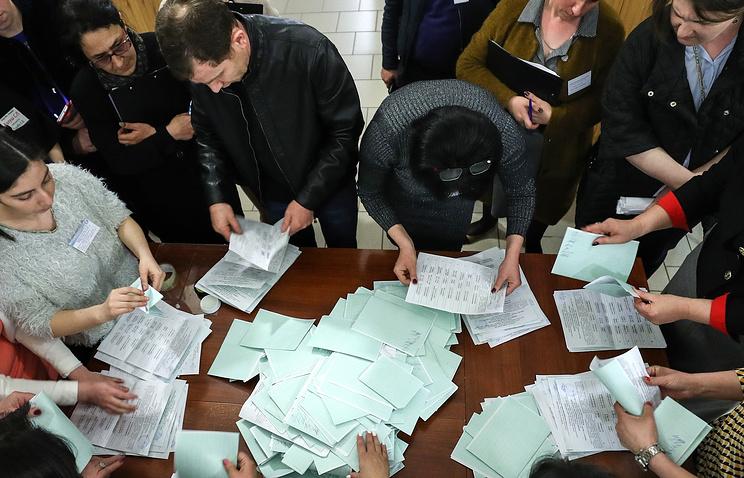 ВАбхазии проходят парламентские выборы