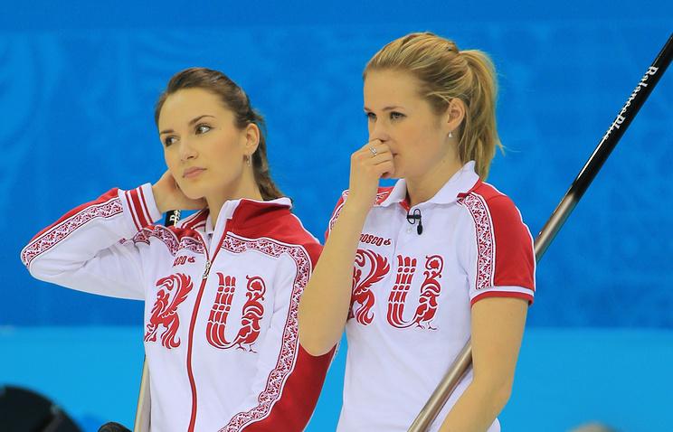 Россиянки победили команду Чехии начемпионате мира покёрлингу встолице Китая