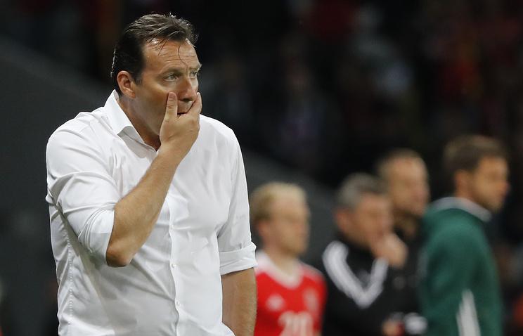 Усборной Кот-д'Ивуара новый тренер: Марк Вильмотс