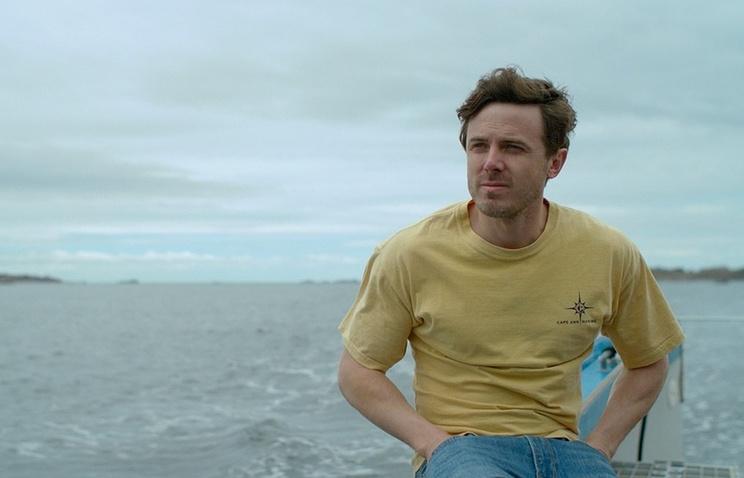 """Кадр из фильма """"Манчестер у моря"""""""