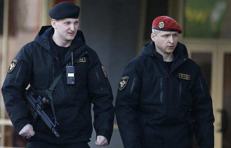 ВМинске задержаны заграничные репортеры
