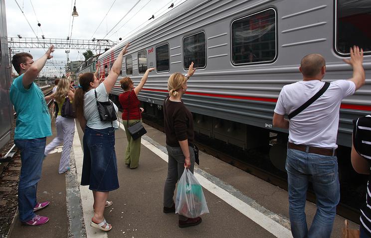 Медведев поручил РЖД обеспечить льготные транспортировки школьников накурорты Российской Федерации