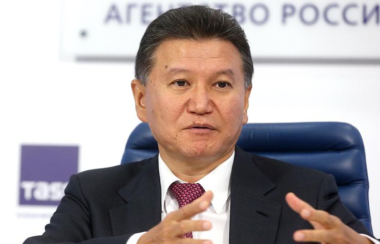Илюмжинов отозвал предложение временно остановить свои полномочия вFIDE