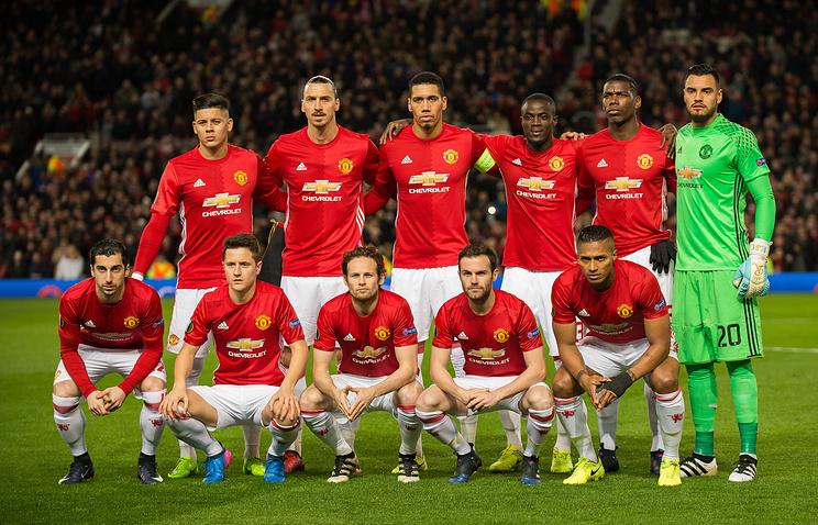 «Аэрофлот» и«Манчестер Юнайтед» заключили новое соглашение