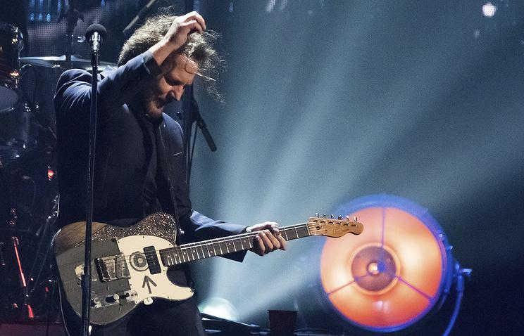 Зал славы рок-н-ролла был дополнен новыми музыкантами