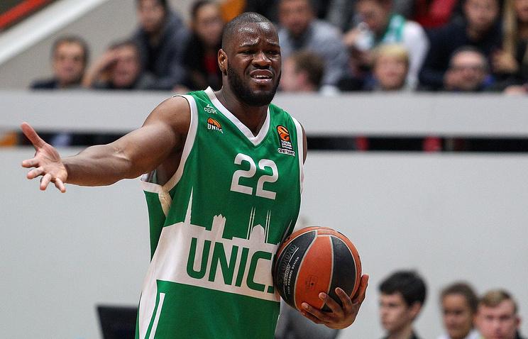 УНИКС разгромил «Милан», прервав 12-матчевую безвыигрышную серию вбаскетбольной Евролиге