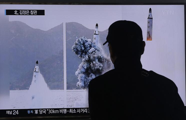 ВКНДР обещали, что будут запускать каждую неделю поракете