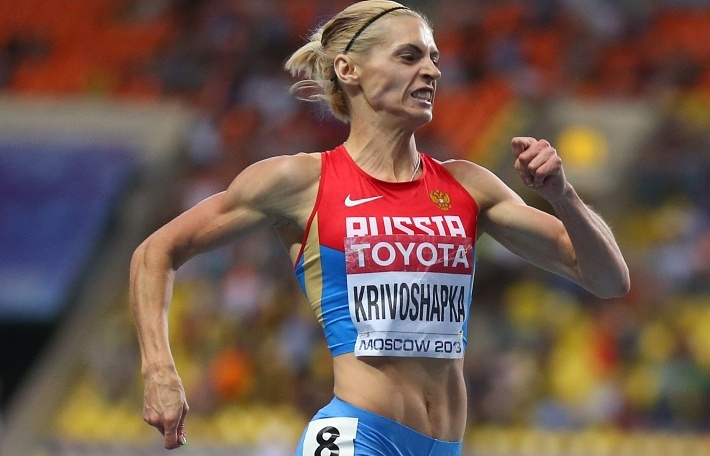 5 русских легкоатлетов сознались вприменении допинга