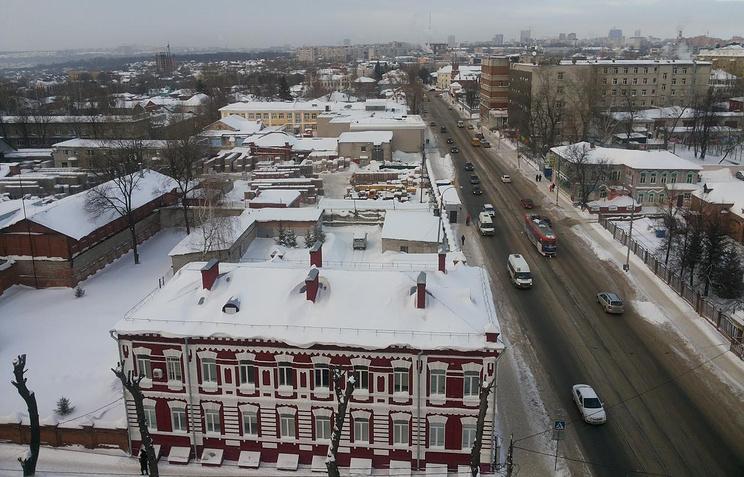 Центр Ульяновска