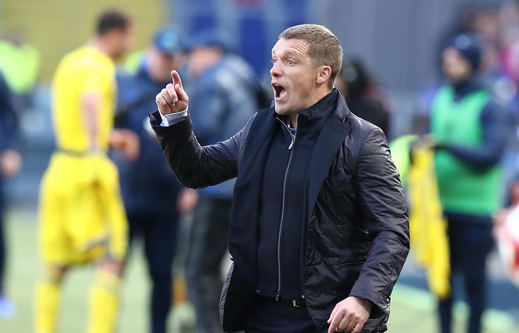 Гончаренко: ЦСКА заслужил победу над «Уфой» вматче чемпионата РФ